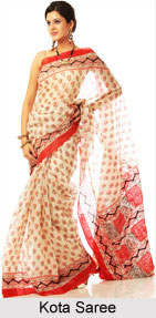 Kota Sarees, Sarees of North India