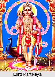 Lord Kartikeya, Hindu Gods