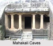 Mahakali Caves, Maharashtra