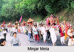 Minjar Mela, Himachal Pradesh