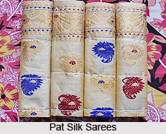Pat Sarees, Sarees of East India