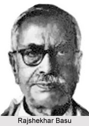 Rajshekhar Basu, Indian Literary Person