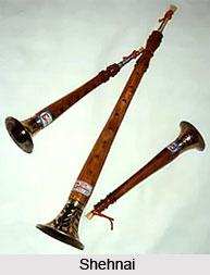 Shehnai, Indian Wind Instrument
