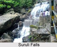 Suruli Falls, Tamil Nadu