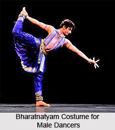 Costumes in Bharatnatyam Dance