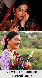 Bhavana Ramanna, Indian Actress