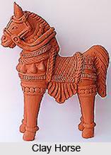 Clay Crafts of Uttar Pradesh