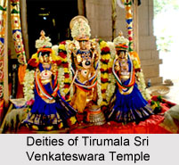 Tirumala Sri Venkateswara Temple, Chittor District, Andhra Pradesh