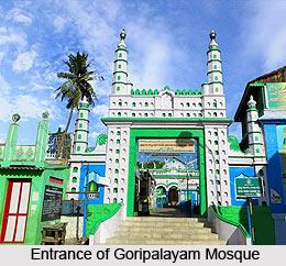 Goripalayam Mosque, Tamil Nadu