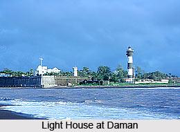 Nani Daman Fort, Daman