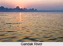 Tributaries of Ganga River, Indian River