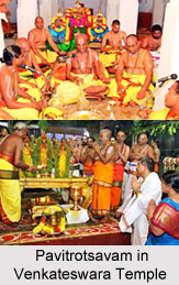 Tirumala Sri Venkateswara Temple, Chittor District, Andhra Pradesh
