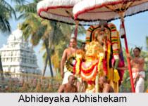 Abhideyaka Abhishekam