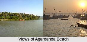 Agardanda Beach, Maharashtra