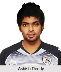 Ashish Reddy, Indian Cricket Player