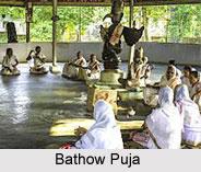 Bathow Puja, Assam