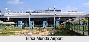 Birsa Munda Airport, Ranchi, Jharkhand