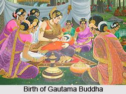 Birth of Gautama Buddha