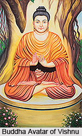 Buddha Avatar , Incarnation of Vishnu