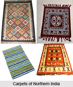 Carpets of Northern India