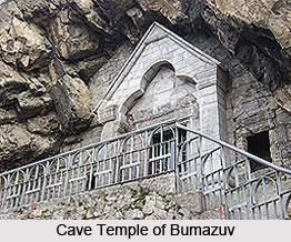Cave Temple of Bumazuv, Lidder Valley, Anantnag, Jammu & Kashmir