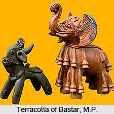 Clay Crafts of Madhya Pradesh
