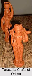 Clay Crafts of Orissa