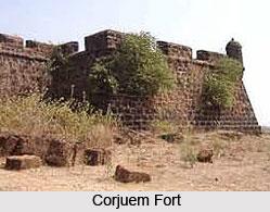 Corjuem Fort, Goa