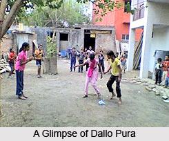 Dallo Pura, Delhi