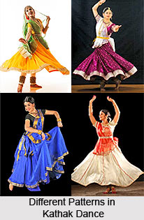 Dance Patterns in Kathak