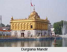 Durgiana Mandir, Amritsar, Punjab