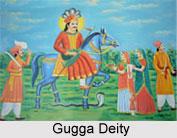 Gugga Deity