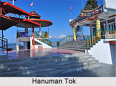 Hanuman Tok, Sikkim