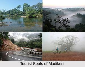History of Madikeri