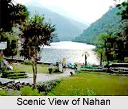 History of Nahan