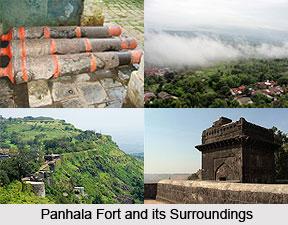History of Panhala