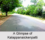 Kalappanaickenpatti, Namakkal District, Tamil Nadu