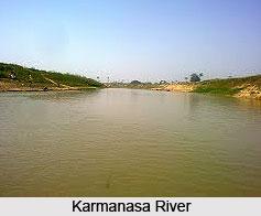 Karmanasa River, Bihar