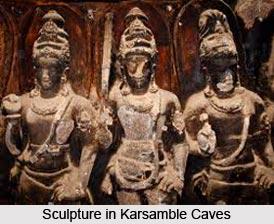 Karsamble Caves, Maharashtra