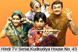 Kudkudiya House No. 43, TV Serial