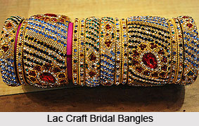 Lac Crafts of Bihar