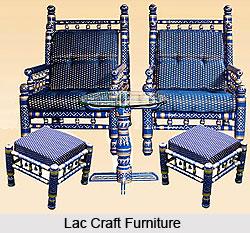 Lac Crafts of Gujarat