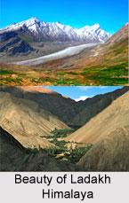 Ladakh Himalaya, Indian Himalayan Region