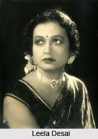 Leela Desai, Indian Actress
