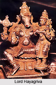 Lord Hayagriva, Indian God
