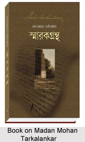 Madan Mohan Tarkalankar, Bengali Poet