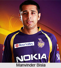 Manvinder Bisla, Indian Cricket Player