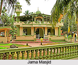 Mosques in North Goa