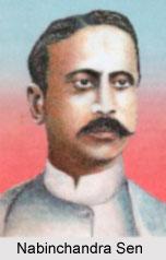 Nabin Chandra Sen, Bengali Author