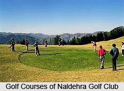 Naldehra Golf Club